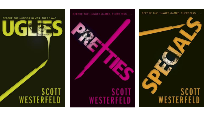 uglies series book review