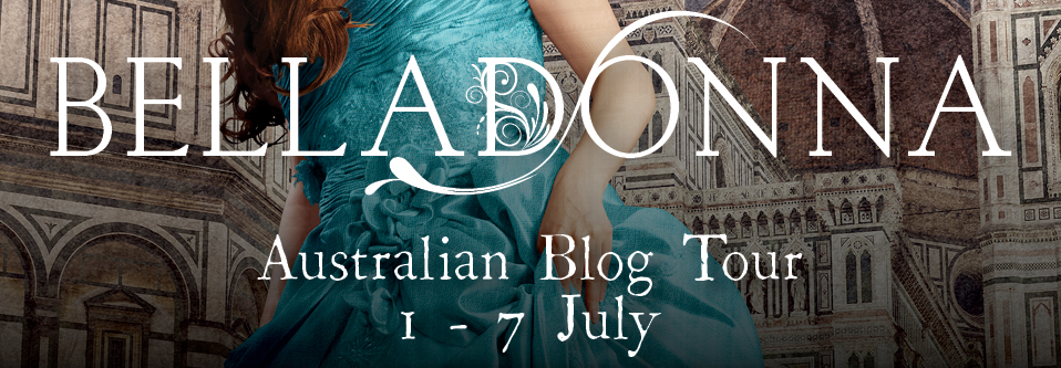 Blog Tour: Belladonna - Guest Post