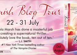 Blog Tour: Banish – Guest Post