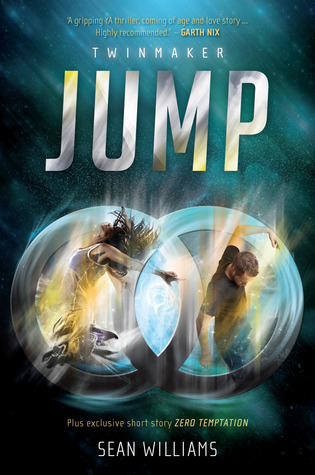 Blog Tour: Jump by Sean Williams – Guest Post