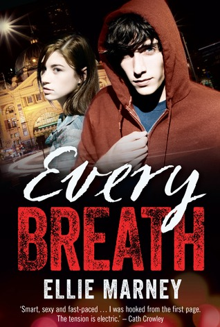 Blog Tour: Every Breath by Ellie Marney – Interview
