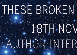 Blog Tour: These Broken Stars by Amie Kaufman and Meagan Spooner – Interview