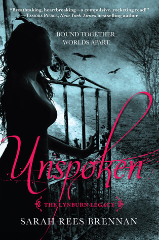 Giveaway: Unspoken and Untold by Sarah Rees Brennan
