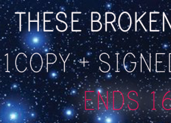 Giveaway: These Broken Stars by Amie Kaufman and Meagan Spooner