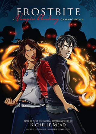 Frostbite: The Graphic Novel by Richelle Mead