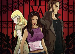 Vampire Academy: The Graphic Novel by Richelle Mead