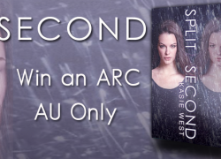 Giveaway: Split Second by Kasie West