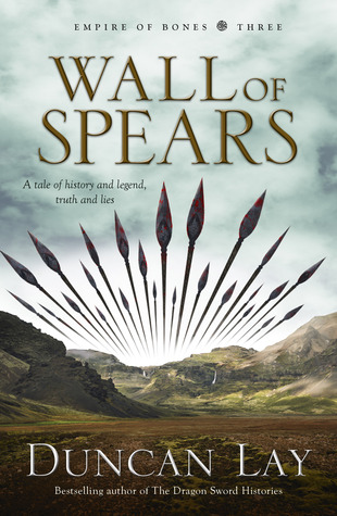 Wall of Spears by Duncan Lay