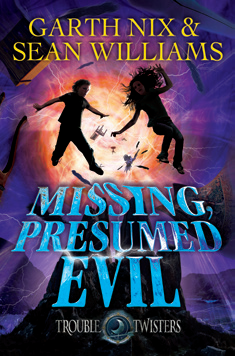 Missing Presumed Evil AU cover