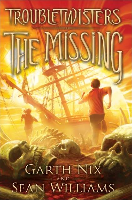 The Missing US Cover Nix Williams