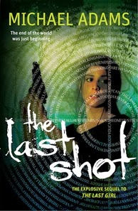 Blog Tour: The Last Shot by Michael Adams – Giveaway