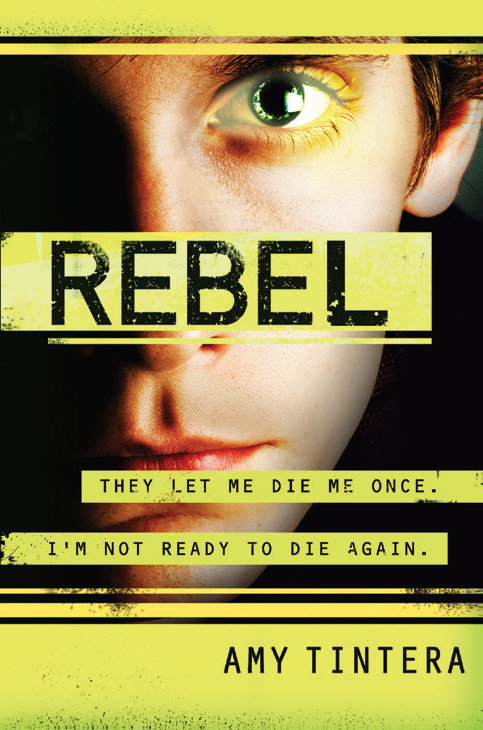 Rebel Amy Tintera