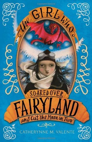 Blog Tour: The Girl Who Soared over Fairyland and Cut the Moon in Two by Catherynne M. Valente – Interview