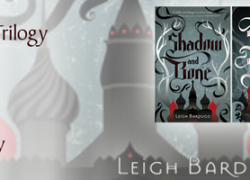 Giveaway: The Grisha Trilogy by Leigh Bardugo