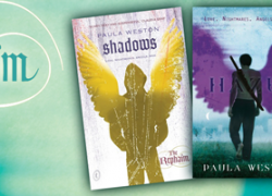 Giveaway: The Rephaim series by Paula Weston