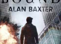 Blog Tour: The Alex Caine trilogy by Alan Baxter