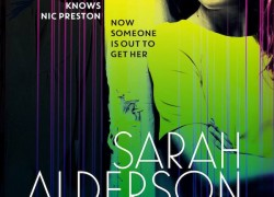Cover Reveal: Conspiracy Girl by Sarah Alderson