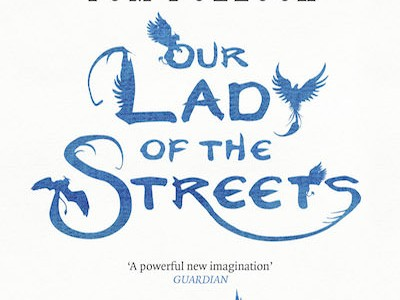 Our Lady of the Streets by Tom Pollock