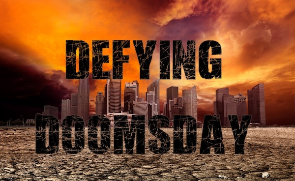 Defying Doomsday campaign cover