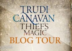 Blog Tour: Thief's Magic by Trudi Canavan