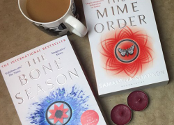 Reread: The Mime Order by Samantha Shannon