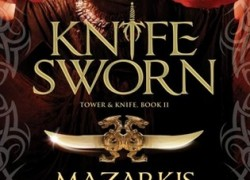Knife Sworn by Mazarkis Williams