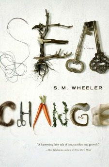 Sea Change by S.M. Wheeler