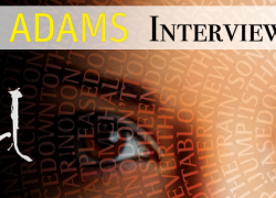 Blog Tour: The Last Girl by Michael Adams – Interview