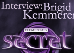 Blog Tour: Secret by Brigid Kemmerer – Interview
