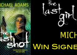 Giveaway: The Last Trilogy by Michael Adams
