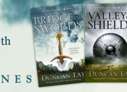 Giveaway: The Empire of Bones series by Duncan Lay