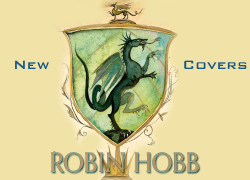Cover Reveal: Robin Hobb edition