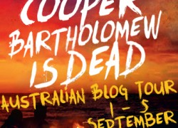 Blog Tour: Cooper Bartholomew is Dead by Rebecca James – Interview