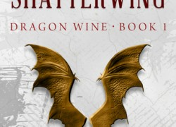 Shatterwing by Donna Maree Hanson