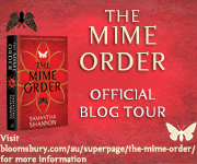 Blog Tour: The Mime Order by Samantha Shannon